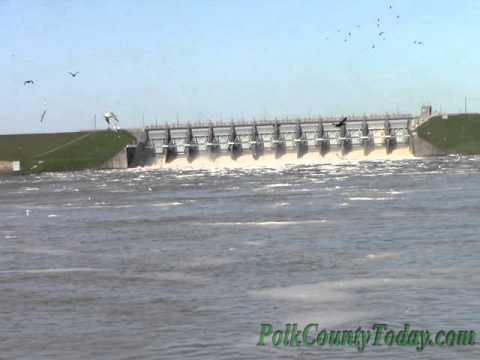 Fountain Lake | Livingston Dam
