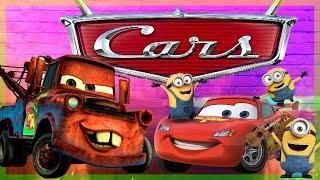 Cars Toon - ITALIANO - Le incredibili storie di Carl Attrezzi - Carl Attrezzi Cricchetto - the cars thumbnail
