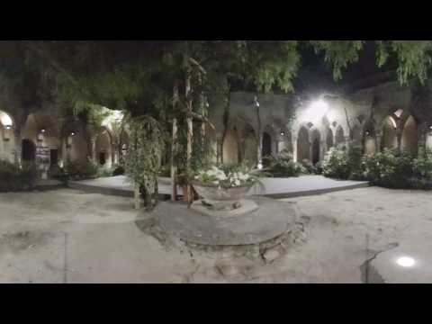 360° View of the Cloisters Sorrento