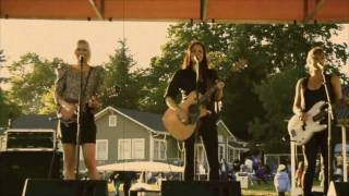 The McClymonts - Delta Dawn Cover