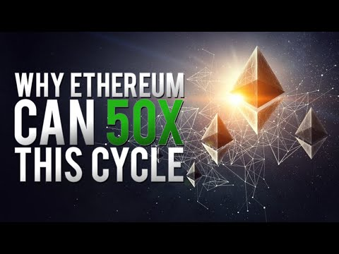 Why Ethereum (ETH) Can 50X In Price!! ($10,000+)