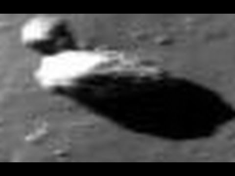 Possible Space Craft - Lunar Surface (Best in 1080p).
