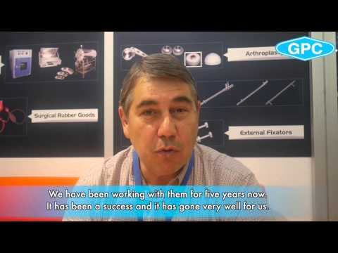 GPC Medical Ltd. (India) - Customer Testimonial