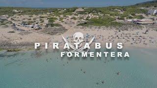 Piratabus Formentera Official Promotion 2015