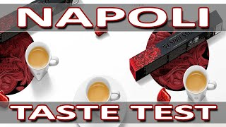 Nespresso Napoli  - Taste Test