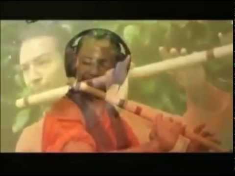 Nepali flute playing