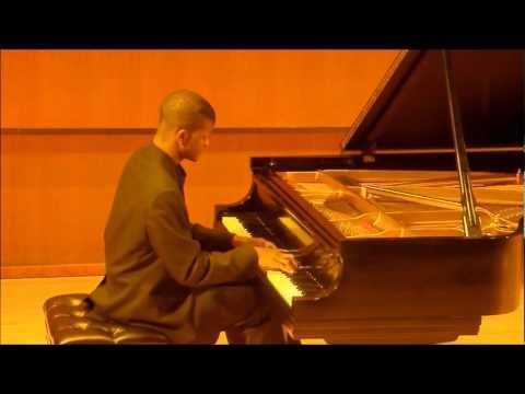 Ginastera Piano Sonata no. 1 Opus 22 - IV. Ruvido ed ostinato