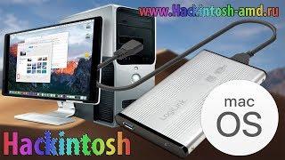 как установить macOS на внешний жесткий диск USB SSD  MacBook, iMac, Mac Mini