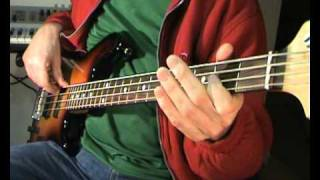 Yes - Owner Of A Lonely Heart - Bass Cover