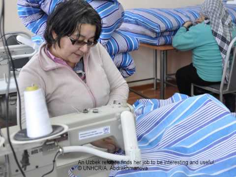 A Sewing Workshop in Kyrgyzstan thumbnail