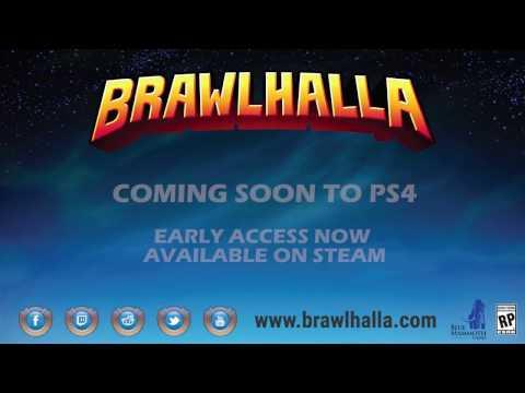 Игра Brawlhalla от Ubisoft доступна бесплатно на Xbox One