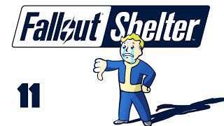 Fallout Shelter - PART 11 - SAD AND SOMBER! / SEARCH AND RESCUE / GAMEPLAY FUNNY MOMENTS