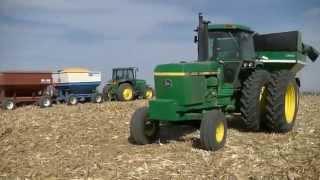 Harvesting The Upper Farm