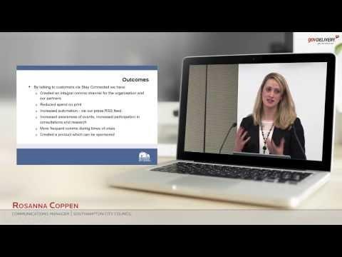 Client Success Story: Rosanna Coppen - Southampton City Council (UK)