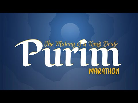 PURIM MARATHON