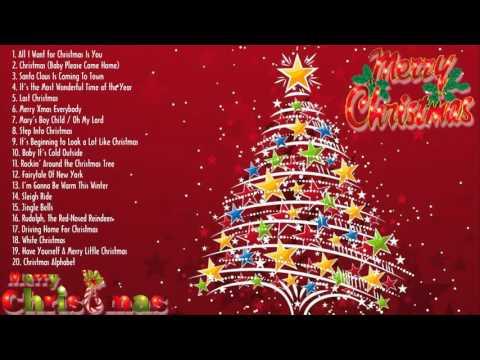Merry Christmas  Christmas Songs  Top 50 Great Christmas Songs 2016