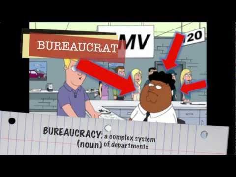 TingoEd Vocab Video - BUREAUCRACY streaming vf