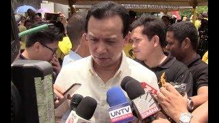 Duterte won't easily die — Trillanes