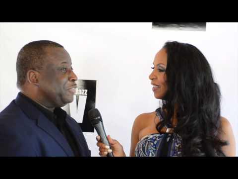 Capital Jazz TV interview with Ronny Jordan at Capital Jazz Fest 2013