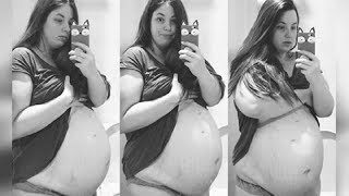 Mom's Pregnant Belly Never Stops Growing Then Doctors Panic And Ask Her To Sacrifice Her Babies