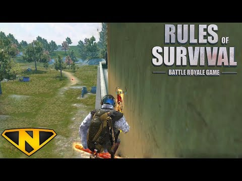 Just a Chill Day (Rules of Survival: Battle Royale #63)