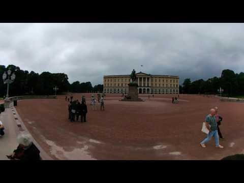 Oslo Palacio Real 360