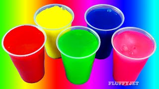 Learn Colors with Kids and Balls | Colours with Soccer Balls for Children, Toddlers and Babies