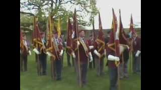 Hardwick Hall Airborne Forces Day North 13th May 2012.wmv