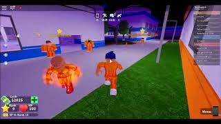 on joue a mad city roblox