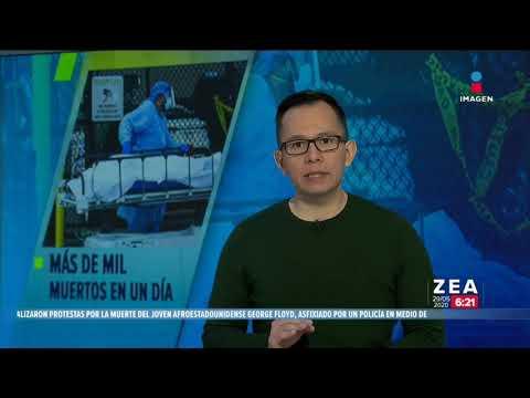 Corea del Sur registra repunte de casos de coronavirus | Noticias con Francisco Zea