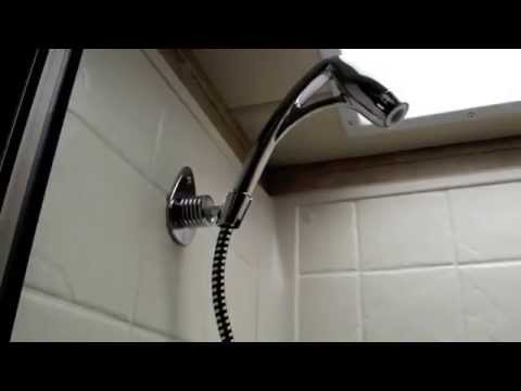 how to change a shower head youtube
