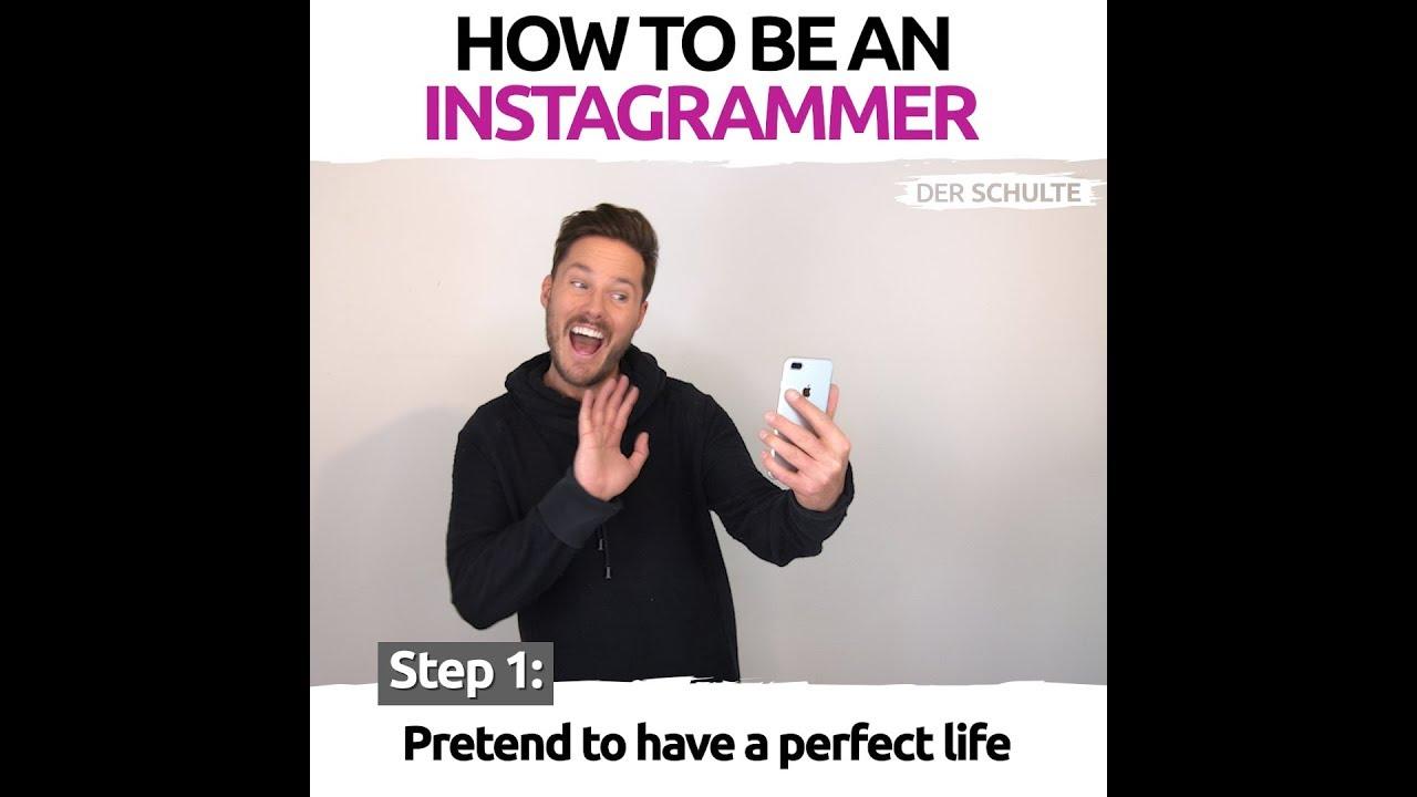 Како да бидете инстаграмџија, јутјубер или комедијант во модерно време?
