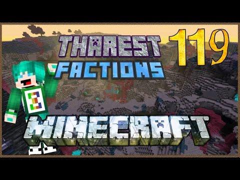 THAREST FACTIONS Ep 119 BIG HACKERS RAID YOUTUBE BASE LIVE P2 BlueFire Gaming Minecraft italia Ita