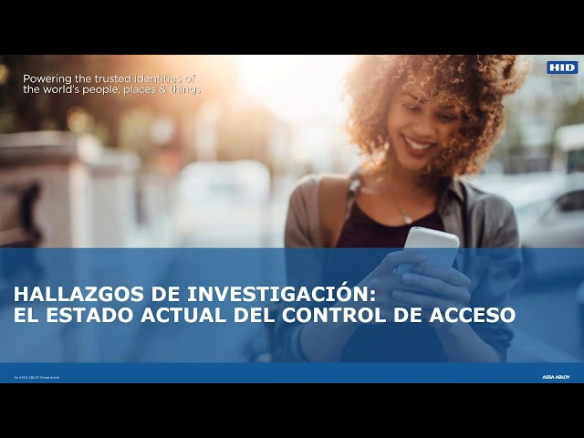 Protégete contra las vulnerabilidades más comunes  en Control de Acceso