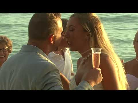 Gulf Beach Weddings, Alexis & Patrick, July 1, 2017, Treasure Island, Fl  Created by Felten Video