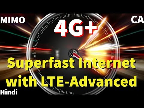 What is 4G+