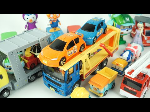 견인트럭 자동차 장난감 놀이 동영상 Tow truck Car Toy Play Video | Doovi