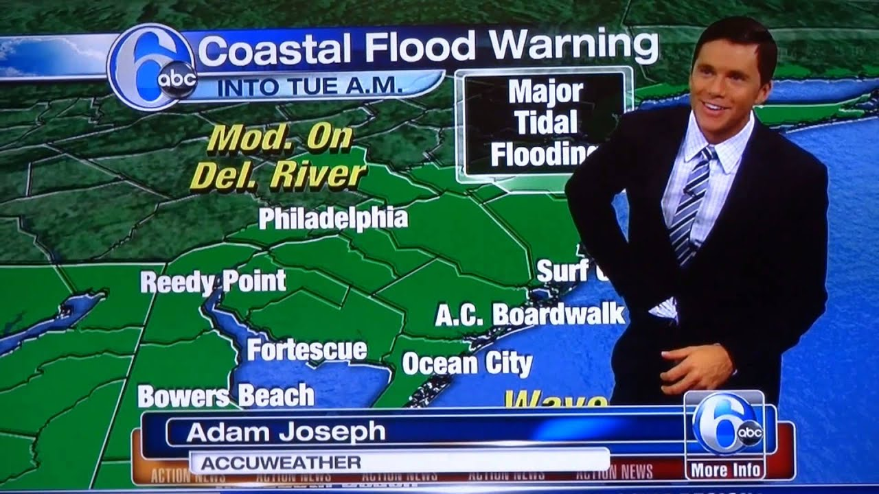 how to become a weatherman