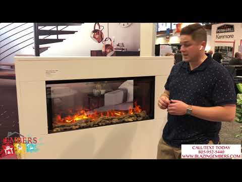 Dimplex Opti Myst Pro Electric Fireplace Review, new and Improved!