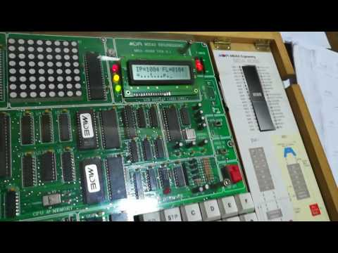 Exp-3:Task-2: Part-1: Arithmatic and logical Operation of 8086 Microprocessor
