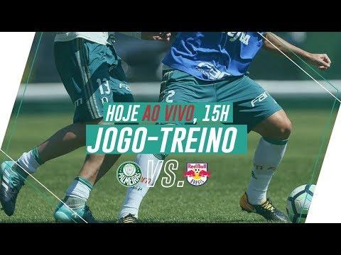 Íntegra do jogo-treino: Palmeiras 1 x 1 Red Bull Brasil