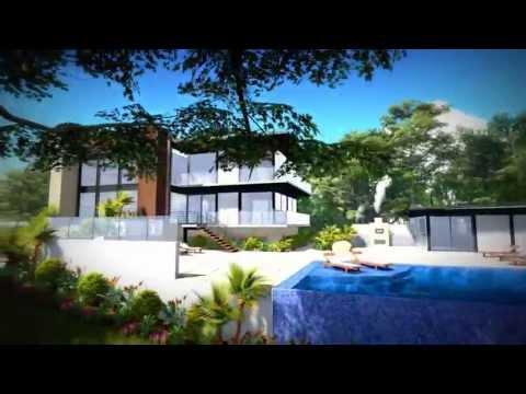 Modern House Design - Beck Residence - Sanctuary Belize