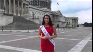 Vote Miss Rhode Island 2015 Alexandra Curtis for America
