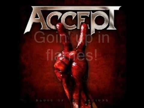 Accept - The Abyss Lyrics