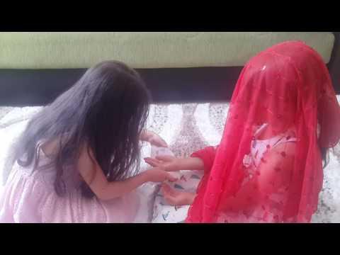 Haydi kızlar kına yakmaya