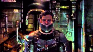 Dead Space 3 — Знаменитая броня N7 из Mass Effect 3