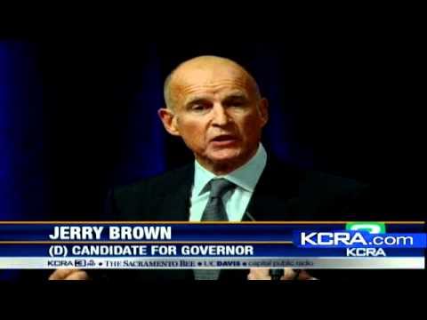 Brown-Whitman Debate: Campaign Finance Reform