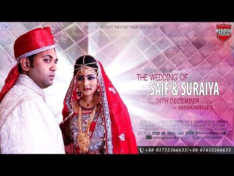 Saif Suraiya's Wedding Trailer By Wedding Pleasure