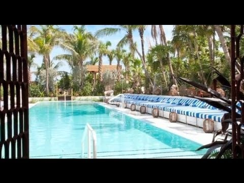 Hotel Profile: Soho Beach House   Miami   YouTube