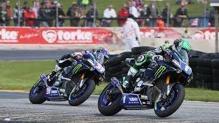 EBC Brakes Superbike Race 2 Highlights at the Dunlop Championship at Road America